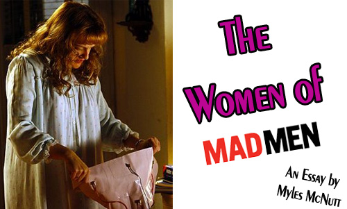 the women of mad men an essay cultural learnings the women of mad men an essay