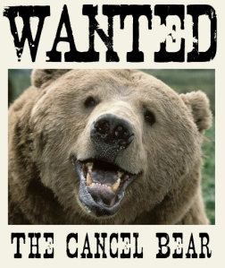 CancelBearWanted